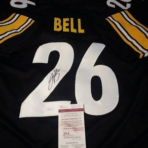 Other - Le'Veon Bell autographed Jersey!!! Jsa cert.